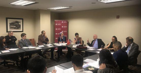 ABD ve Türkiye eğitimdeki işbirliklerini canlandırmak için el ele vermeli
