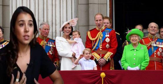 Beren Kayalı'ya İngiliz Kraliyet Ailesi'nden burs
