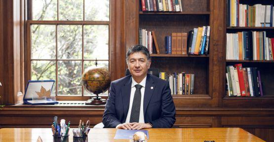 Boğaziçi Üniversitesi Rektörü Prof. Dr. Özkan, TÜBİTAK Bilim Kurulu'nda