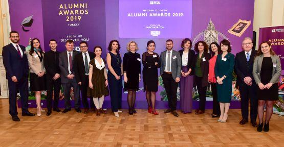British Council Mezun Ödülleri 2019 sahiplerini buldu
