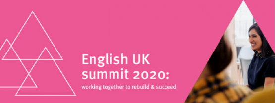 English UK announces virtual summit event