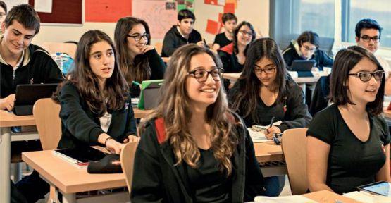 İELEV Özel Lisesi'nden DSD I'de büyük başarı