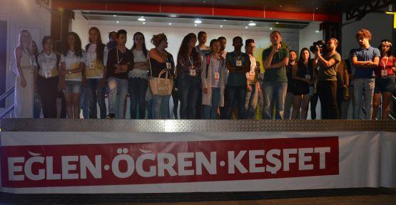Kültür Geceleri'nin son durağı İstanbul