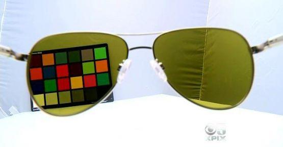 Renk Körlüğünü Düzelten Gözlük