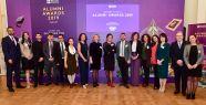 British Council Mezun Ödülleri 2019 sahiplerini...