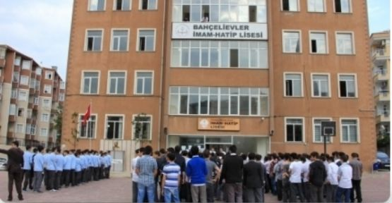 Yarım milyon öğrenci imam hatip lisesinde okuyor