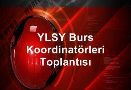 YLSY Burs Koordinatörleri Toplantısı