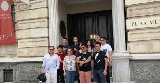 Yunus Emre Enstitüsü Çinli gazetecileri Türkiye'de ağırlıyor