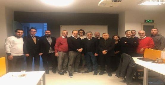 Yurtdışı Eğitim Danışmanları Derneğinin başkanı Osman Yılmaz oldu
